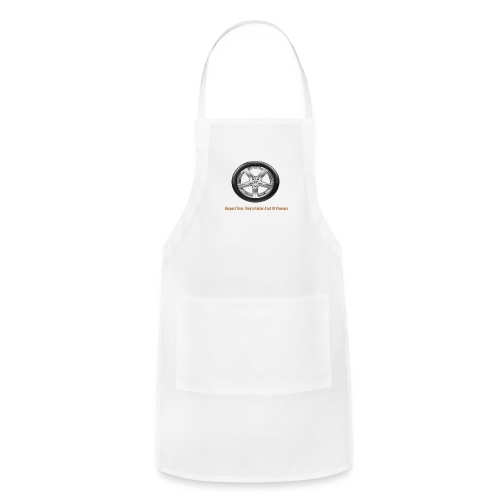 Respect Tires - Adjustable Apron