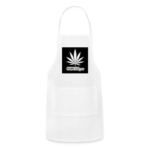 Weed Leaf Gkush710 Hoodies - Adjustable Apron