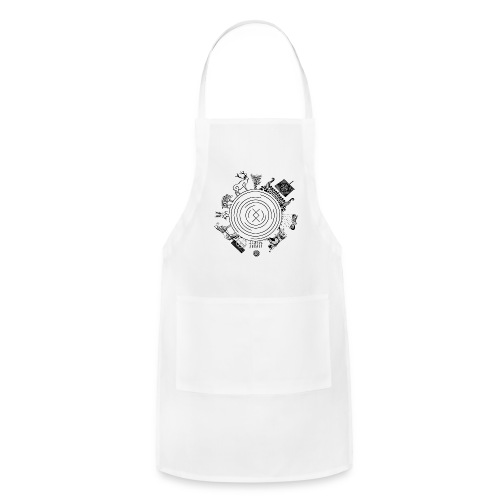 Freyr - God of the World - Adjustable Apron