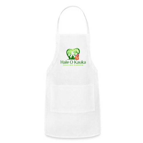 Hale O Hauka Healing Garden - Adjustable Apron