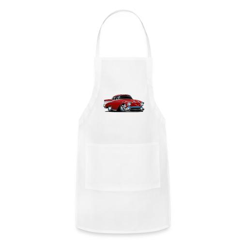 Classic hot rod 57 muscle car - Adjustable Apron
