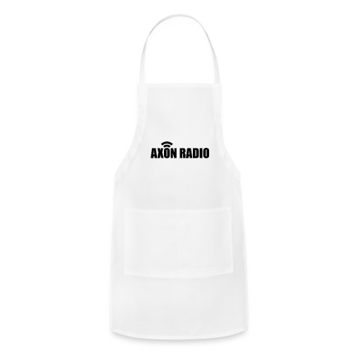 Axon Radio | Midnight label apparel - Adjustable Apron