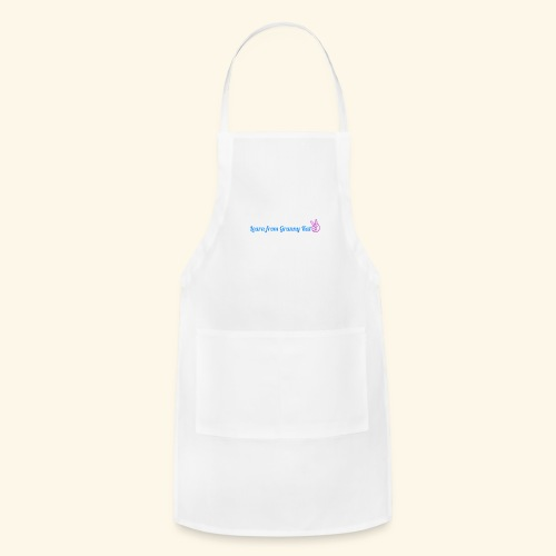 Learn from Granny Kat Apron - Adjustable Apron