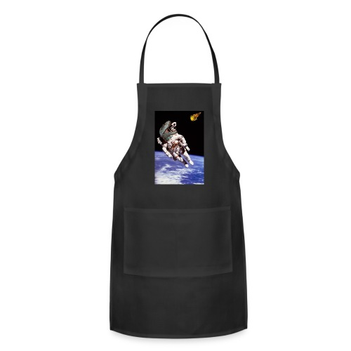 how dinos died - Adjustable Apron