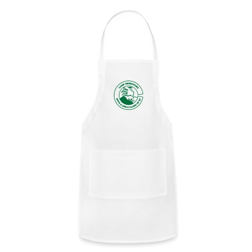Camp Mendocino Green - Adjustable Apron
