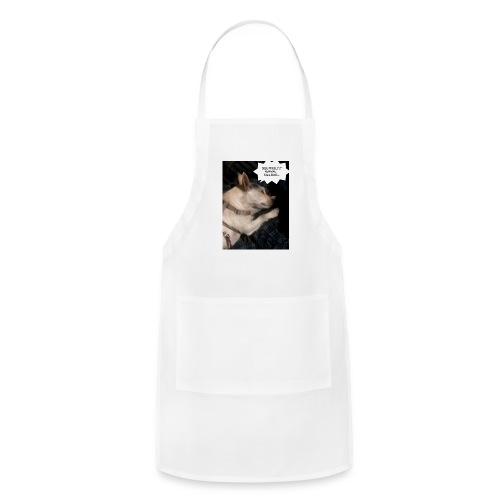 Dreaming of squirrel - Adjustable Apron