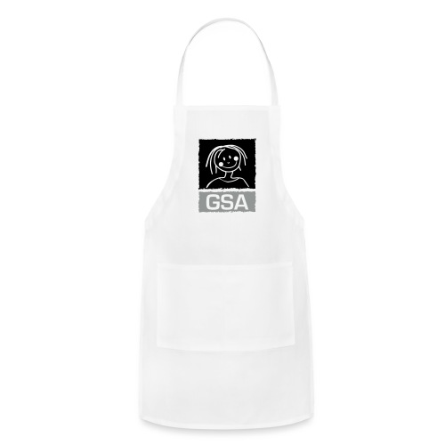 GSA_COLORCUTTHROUGH_BW - Adjustable Apron
