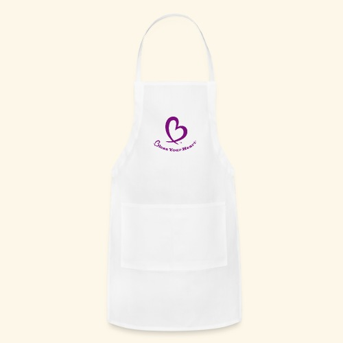 Bless Your Heart® Purple - Adjustable Apron