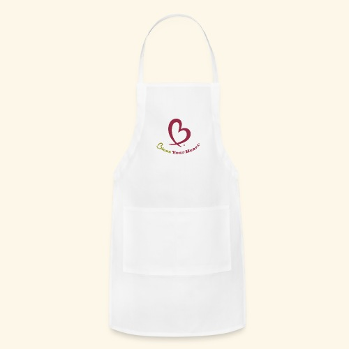 Bless Your Heart® Pink Yellow - Adjustable Apron