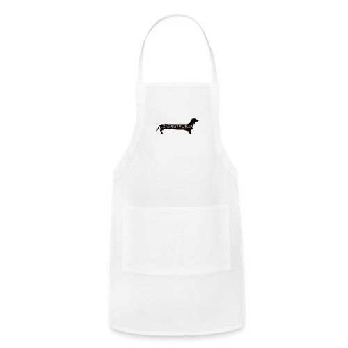 Dachshund Love - Adjustable Apron