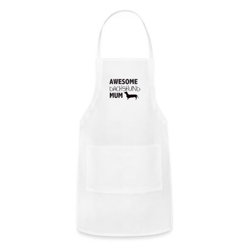Awesome Dachshund Mum - Adjustable Apron