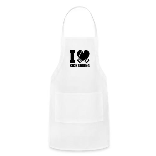 I Love Kickboxing - Adjustable Apron