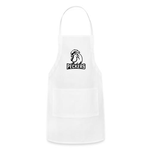 Peckers hoodie - Adjustable Apron