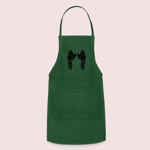 Angel wings - Adjustable Apron