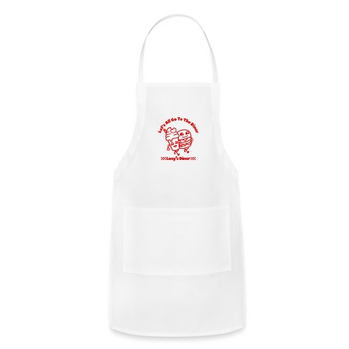 Lucy's Diner - Adjustable Apron