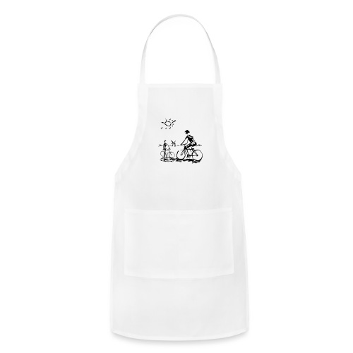 Bicycle Bicycling Picasso - Adjustable Apron