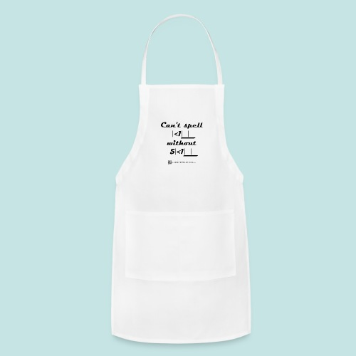 Can't Kill without Skill - Adjustable Apron