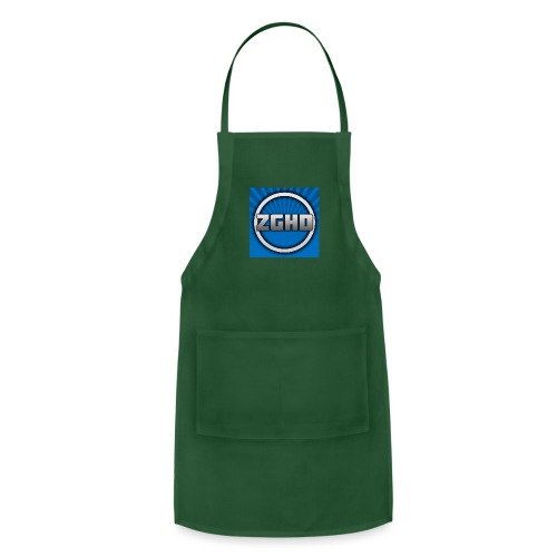 ZedGamesHD - Adjustable Apron