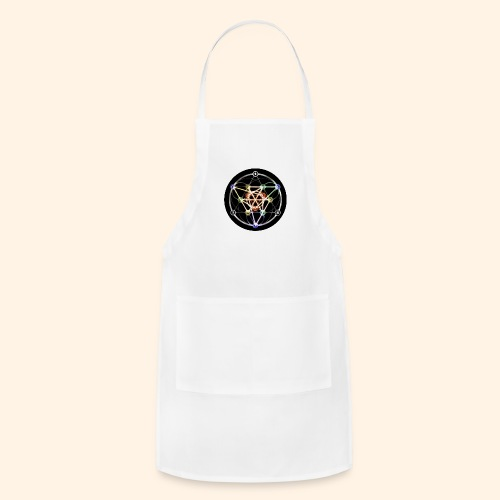 Classic Alchemical Cycle - Adjustable Apron