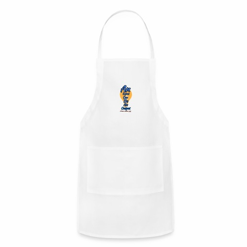 Your input can be another Person's Output - Adjustable Apron