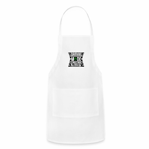 GAMING MODE ACTIVATED - Adjustable Apron