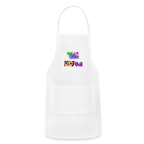 My frends mearch disign - Adjustable Apron