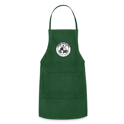 Looking For Heather - Crest Logo - Adjustable Apron