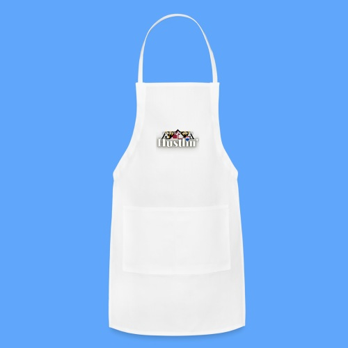 Hustlin House Logo - Adjustable Apron