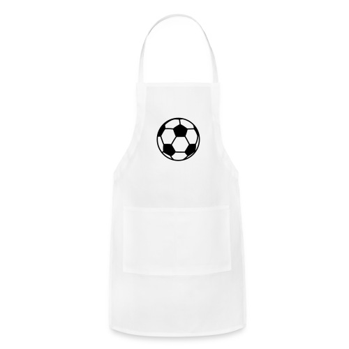 custom soccer ball team - Adjustable Apron