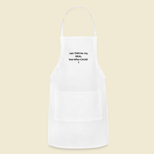 108 lSa Inspi-Shirt-56: can THIS be my ... - Adjustable Apron