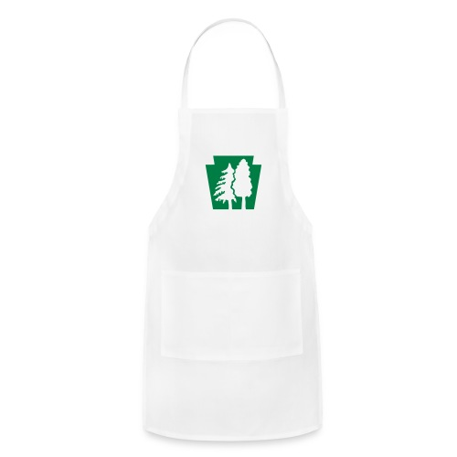 PA Keystone w/trees - Adjustable Apron