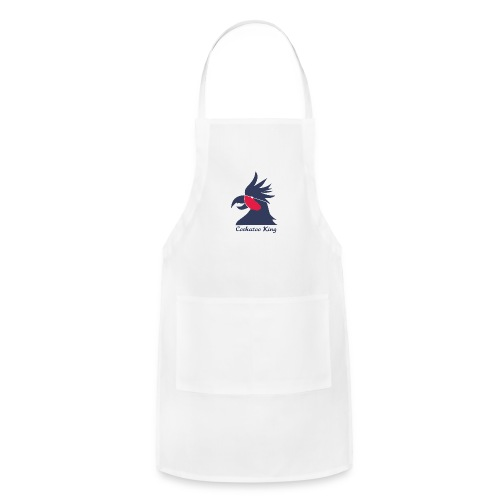 Cockatoo Logo - Adjustable Apron