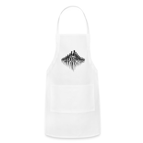 one as individuals - Adjustable Apron