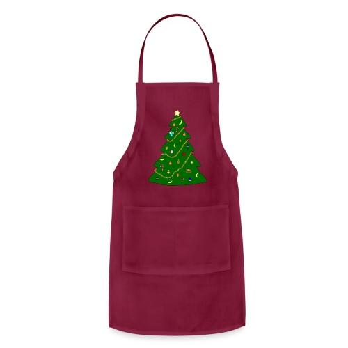 Christmas Tree For Monkey - Adjustable Apron