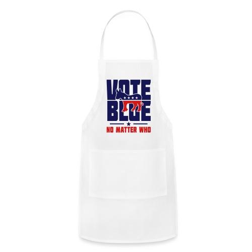 Vote Blue No Matter Who - Adjustable Apron