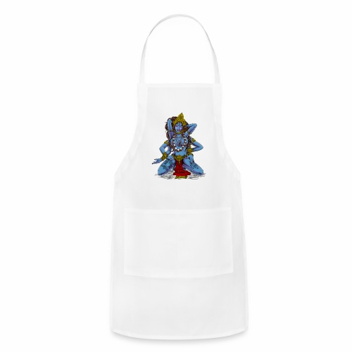 Sexy Hindu Goddess Kali - Adjustable Apron