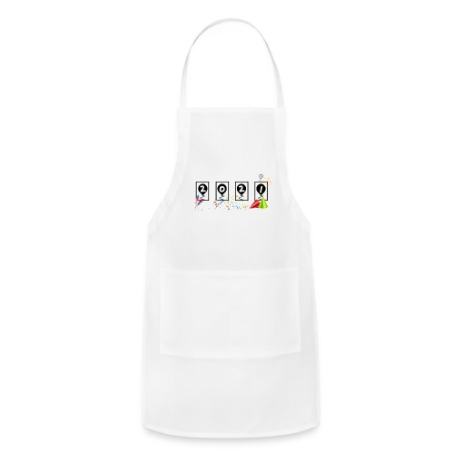New Years Odometer Party Hats 2021 - Adjustable Apron