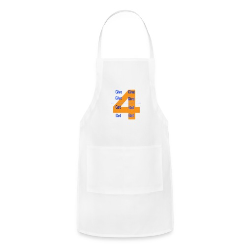 Forgive & Forget - Adjustable Apron