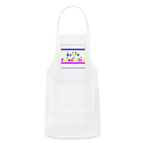 DADDY REDEMPTION T SHIRT TEMPLATE - Adjustable Apron
