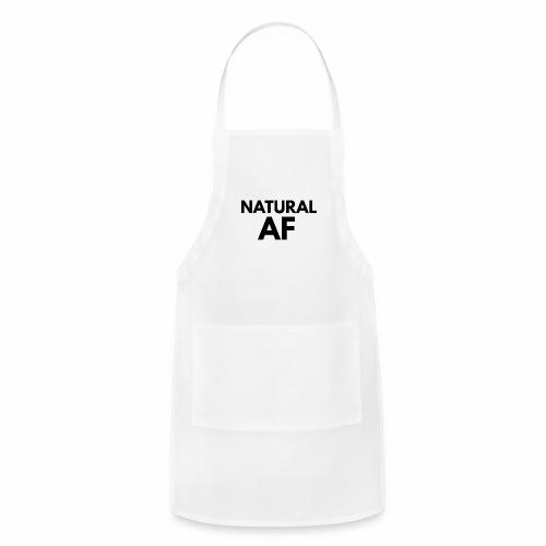 NATURAL AF Women's Tee - Adjustable Apron