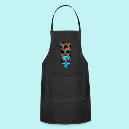 90s KID SKULLY - Adjustable Apron