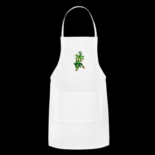 Three-Eyed Alien - Adjustable Apron