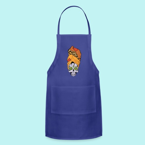 ERYKAH BADU SKULLY - Adjustable Apron
