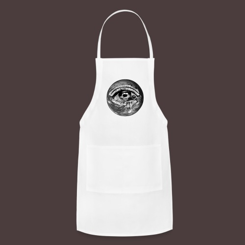 D1T Our World Cry Merch - Adjustable Apron