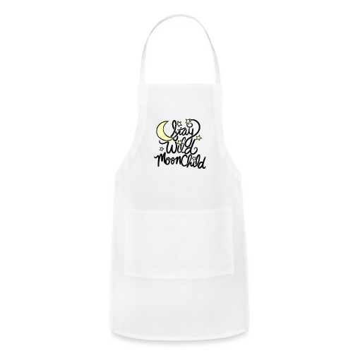 stay wild moonchild - Adjustable Apron