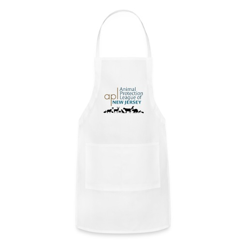 APLNJ Logo Front - Adjustable Apron
