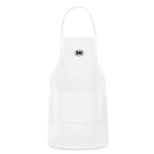 BMM Black - Adjustable Apron