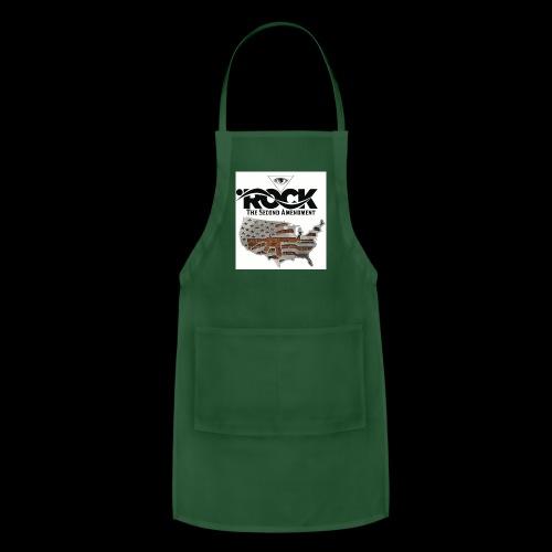 Eye Rock the 2nd design - Adjustable Apron