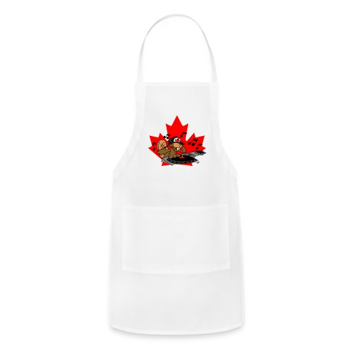 Beaver DJ - Adjustable Apron