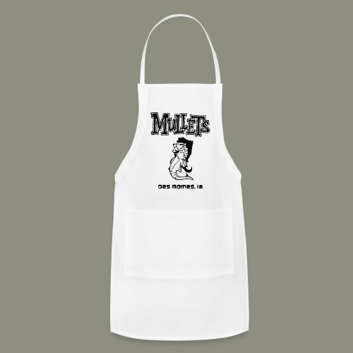 mulletmain black - Adjustable Apron